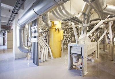 Im hauseigenen Labor entstehen Produktneuerungen und Innovationen.